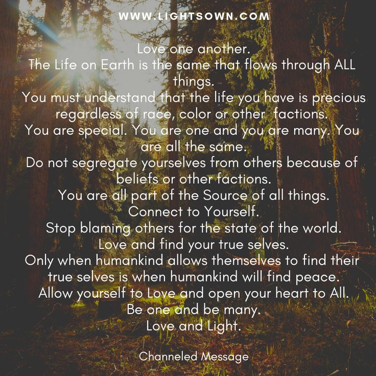 #spiritual #channeled #love #peace